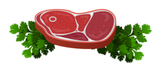 Fleisch enthält Proteine und Zink und sorgt dadurch dafür, dass sich dein Bartwuchs beschleunigt.